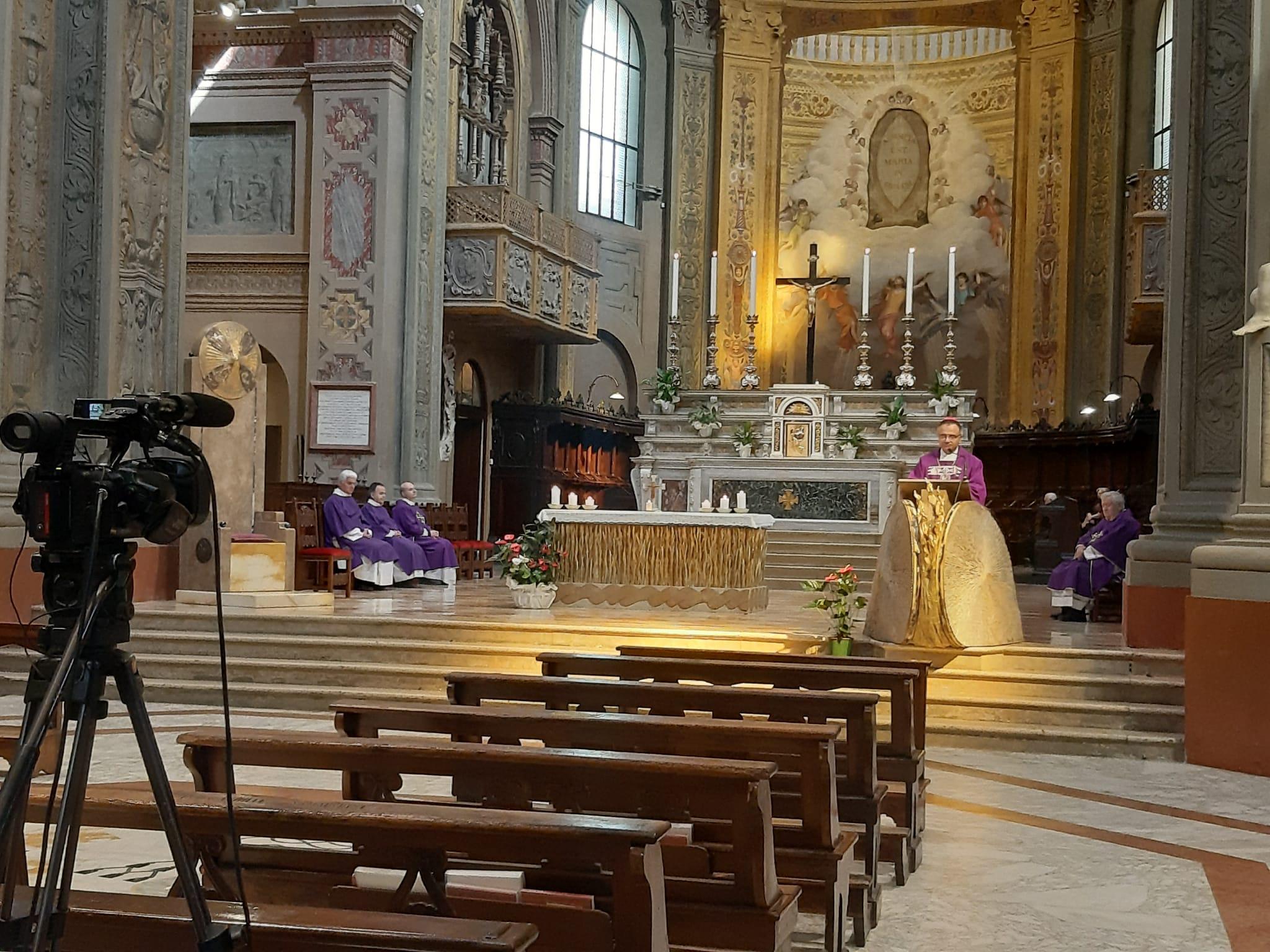 Sante Messe Domenica 22 Marzo
