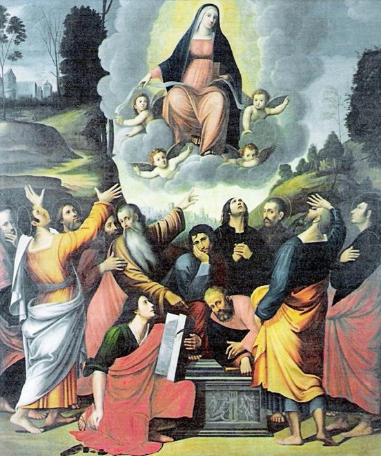 Recita del Santo Rosario – Maggio 2021