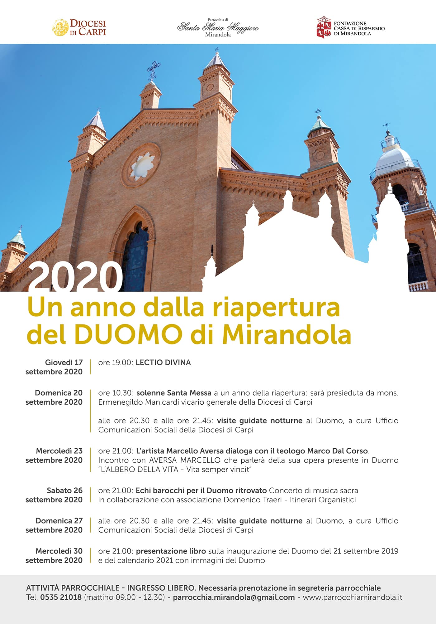 Un anno di Duomo!