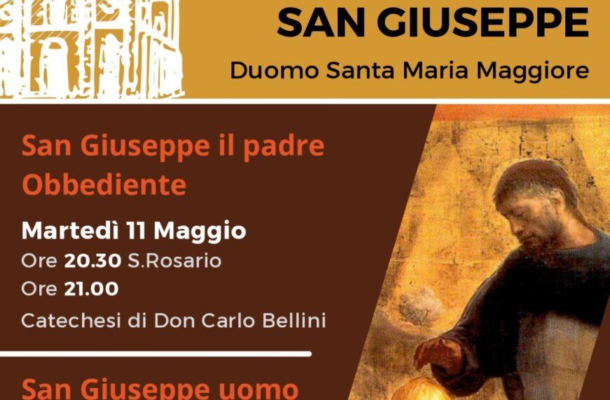 Catechesi di Maggio – San Giuseppe